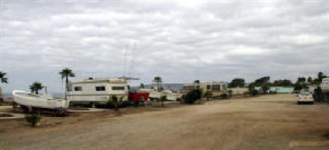 Ramona Beach Trailer Park