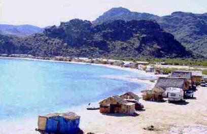 Playa Ensenada El Burro Beach Camping And Rv