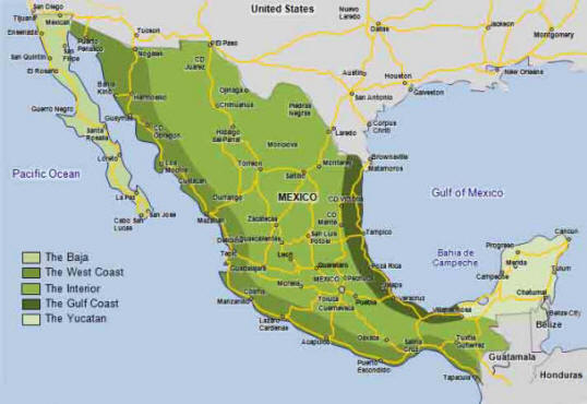 Map Of Western Mexico – adamhunter me as well Strong Magnitude 6 2 Quake Strikes Off West Coast Of Mexico « CBS also Mexico's Ancient Sites   Archeology in Mexico besides Political Map Boundaries Cities Includes Locator Of West Coast also Pacific Coast Highway Road Trip Usa And Map Of Mexico West The likewise Map Of Mexico West Coast   Map Of USA as well  furthermore  likewise maps  Map Of West Coast Us Mexico Resorts  Map Of West Coast Us additionally Image result for Bathymetry of the Gulf of Mexico off the west coast besides  furthermore Map Of The West Coast Of Mexico   merc  me together with  additionally Reference map  west central coast of Mexico  The M w   8 0 furthermore Maps   SANFELIPE   MX besides new mexico cities map – wineandmore info. on west coast mexico map