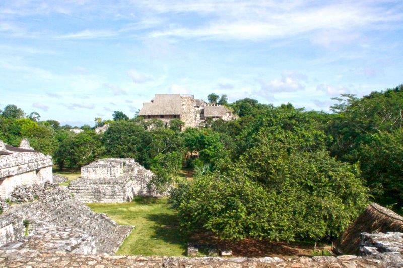 Ek'Balam - A Mayan City