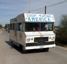 Gypsys RV'ers just outside El Fuerte...Bill Bell Photograph
