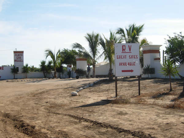 Sinaloa map and campground locations mexico for Villas tortuga celestino gasca sinaloa