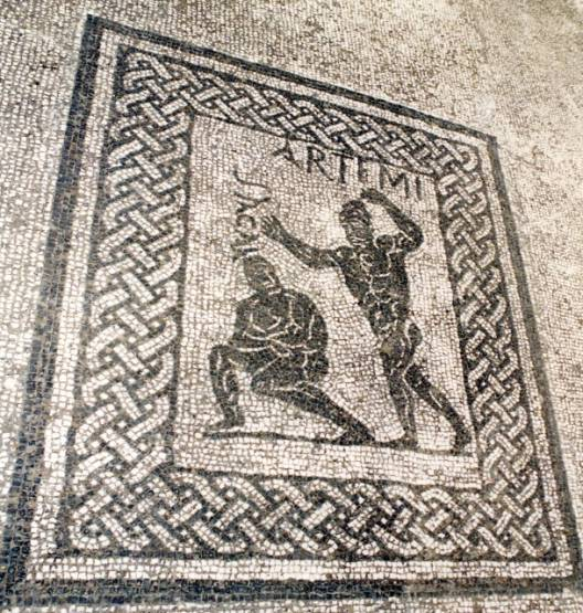 Tiles Roman | Photographs of Italy |Image 83 of 101