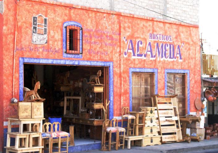Tonal 225 Market Jalisco Mexico