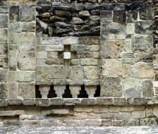 Becan Campeche Mexico Mayan Ruins Photography by Bill and Dorothy Bell