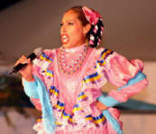 Mexico Ballet Folklorico Performed in Guadalajara...Photographs by Bill Bell