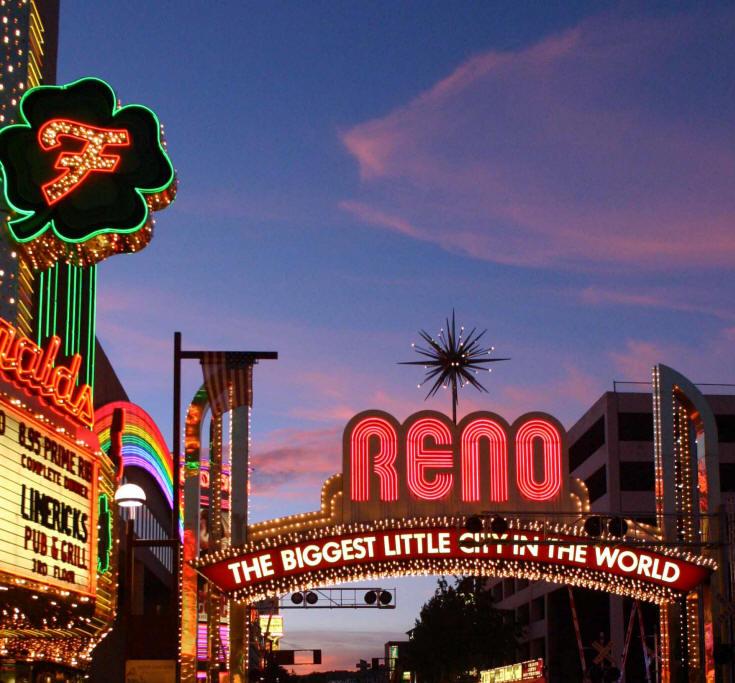 Cygnus Sphere All The Way To Reno