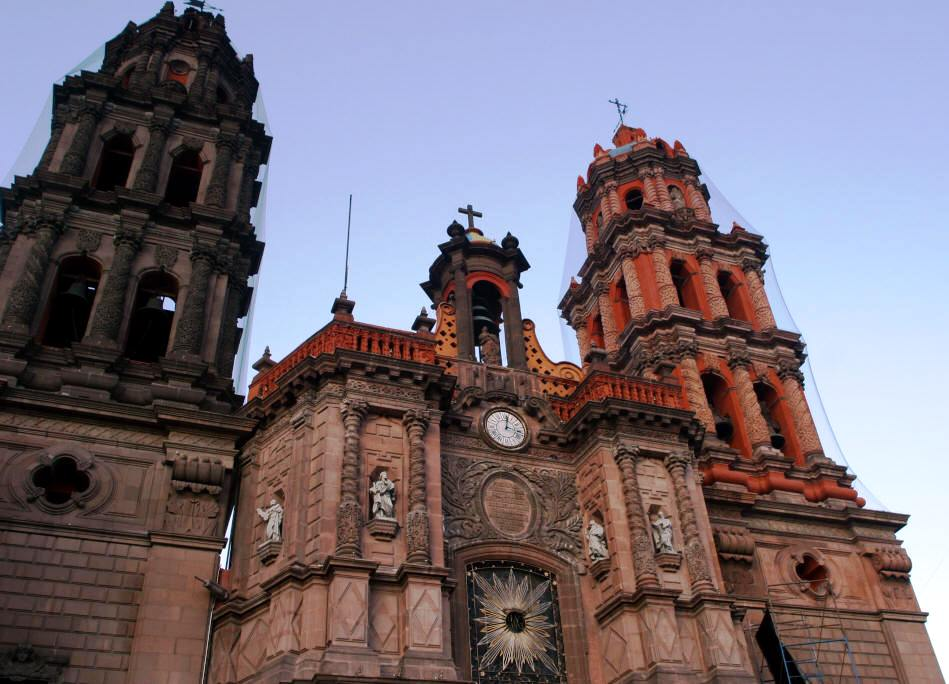 University San Francisco >> San Luis Potosi, Mexico Photography