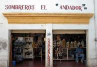 Sombrero Store in El Fuerte... Bill Bell Photo