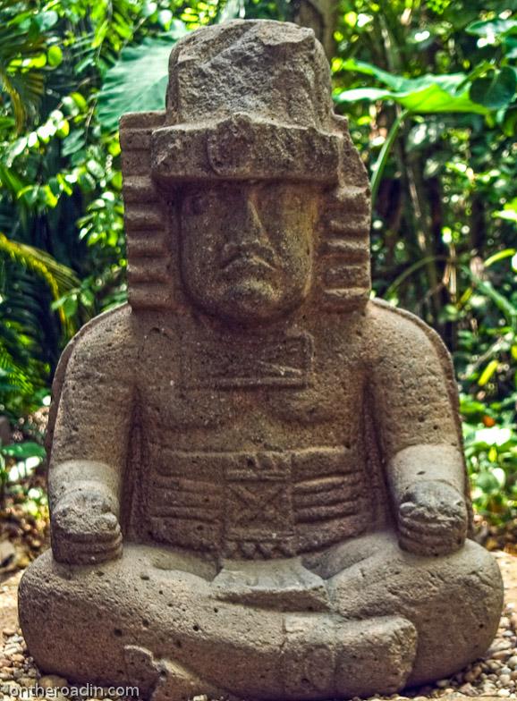 Parque La Venta Olmec Archaeological Park Villahermosa