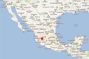 Tonala map