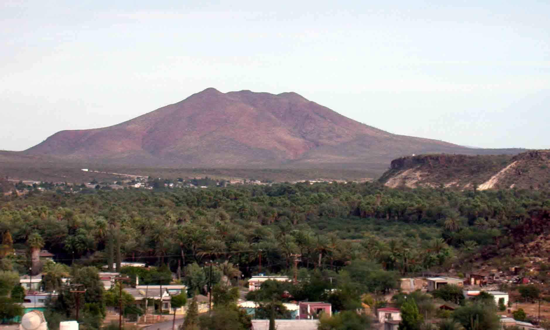 San Ignacio Mexico Hotels