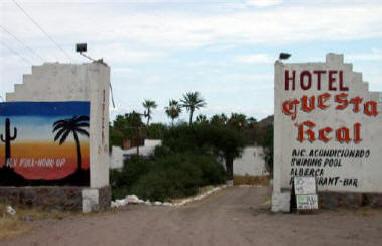 Hotel Cuesta Real And Rv Park Muleg 233 Baja California