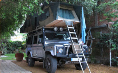 Overlander Oasis On The Road In Mexico