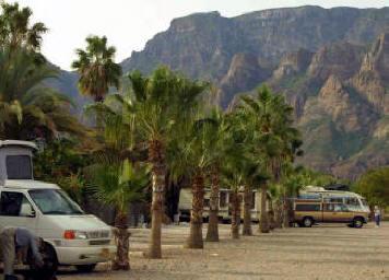 Tripui RV Park Puerto Escondido Baja California Sur