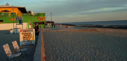 Playa De Oro Rv Park On The Road In Mexico
