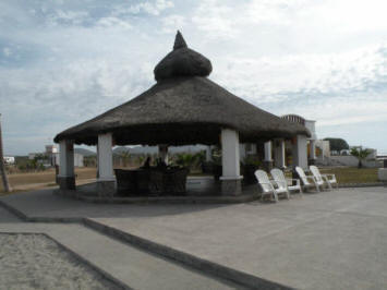 punta san miguel rv park on the road in mexico