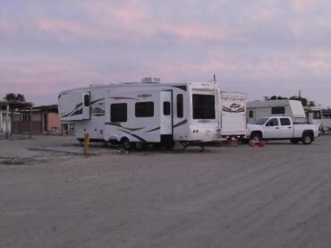 Victor S Rv Park San Felipe Baja California On The