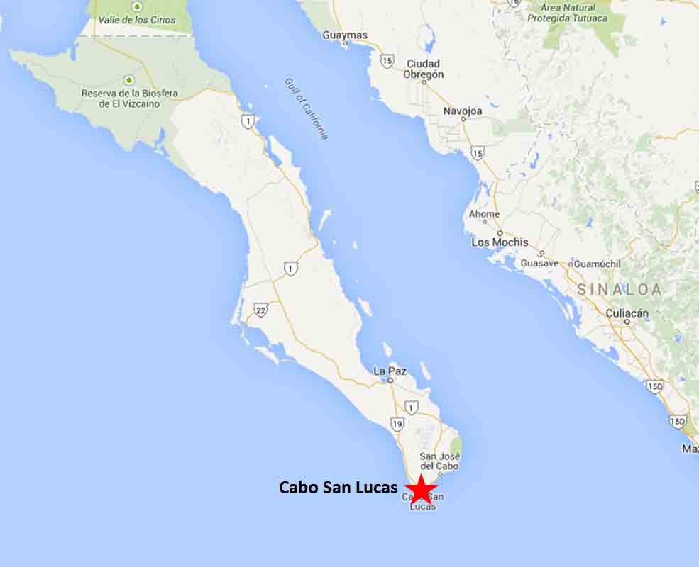 Cabo San Lucamap1