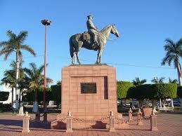 Statue of Álvaro Obregón