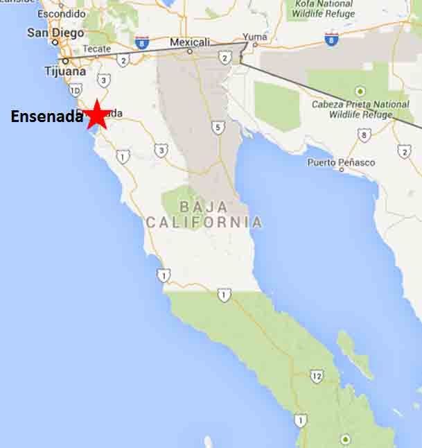 Ensenada Map1