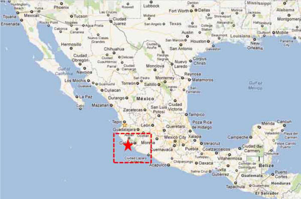 Manzanillomap