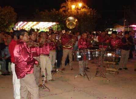Semana Santa band