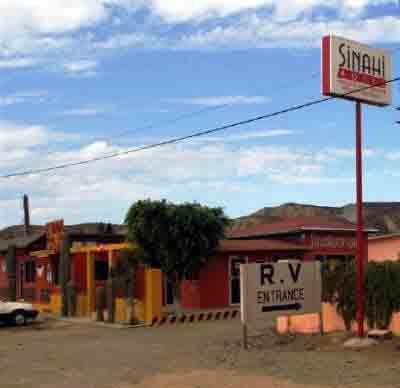 Sinihi Motel