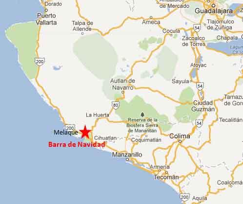 barra Map