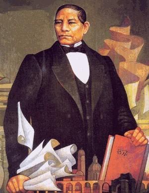 A biography of benito juarez a mexican hero