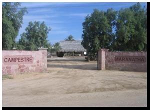 Camp Maranatha On The Road In Mexico