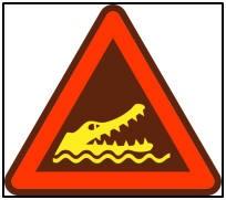croc warning