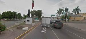 cuidad Obregon street