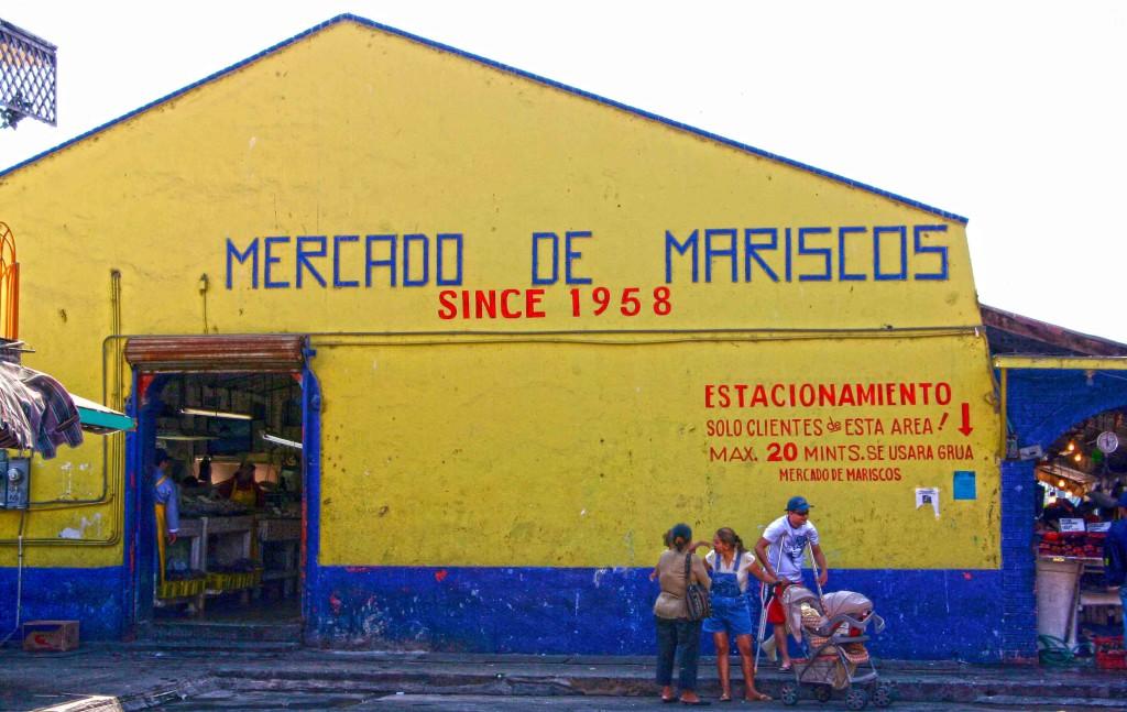 Ensenada Baja California Fish Market