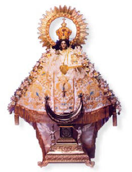 virgin of talpa
