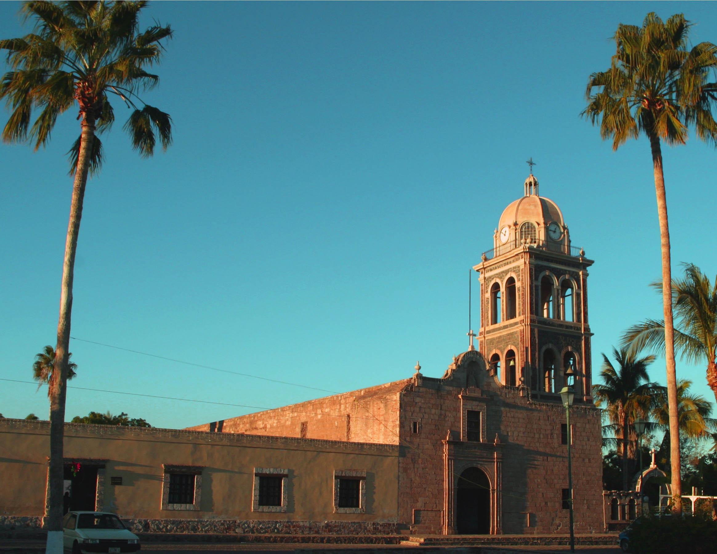 Loreto Baja California Sur On The Road In Mexico