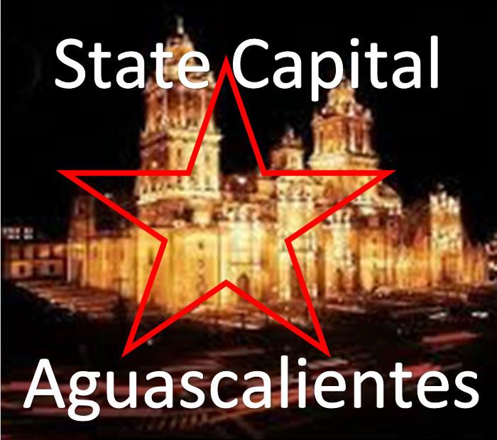 Aguascalientes state capital