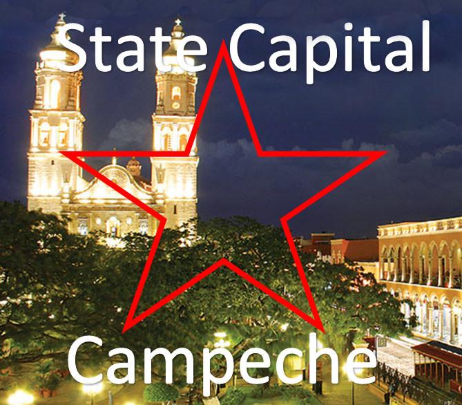 Campeche state capital
