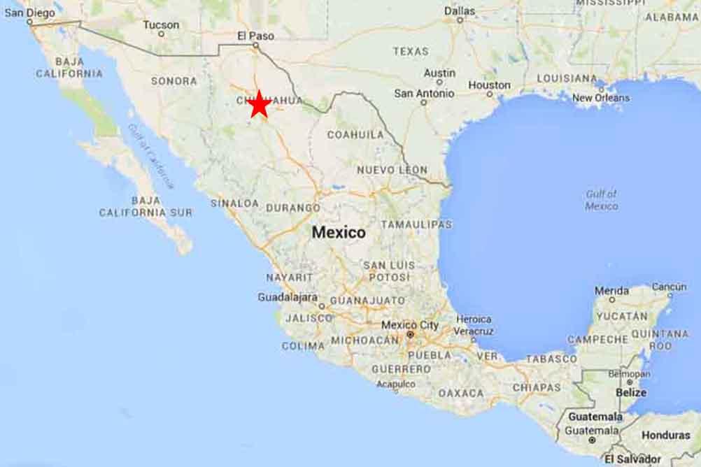Chihuaha map 1