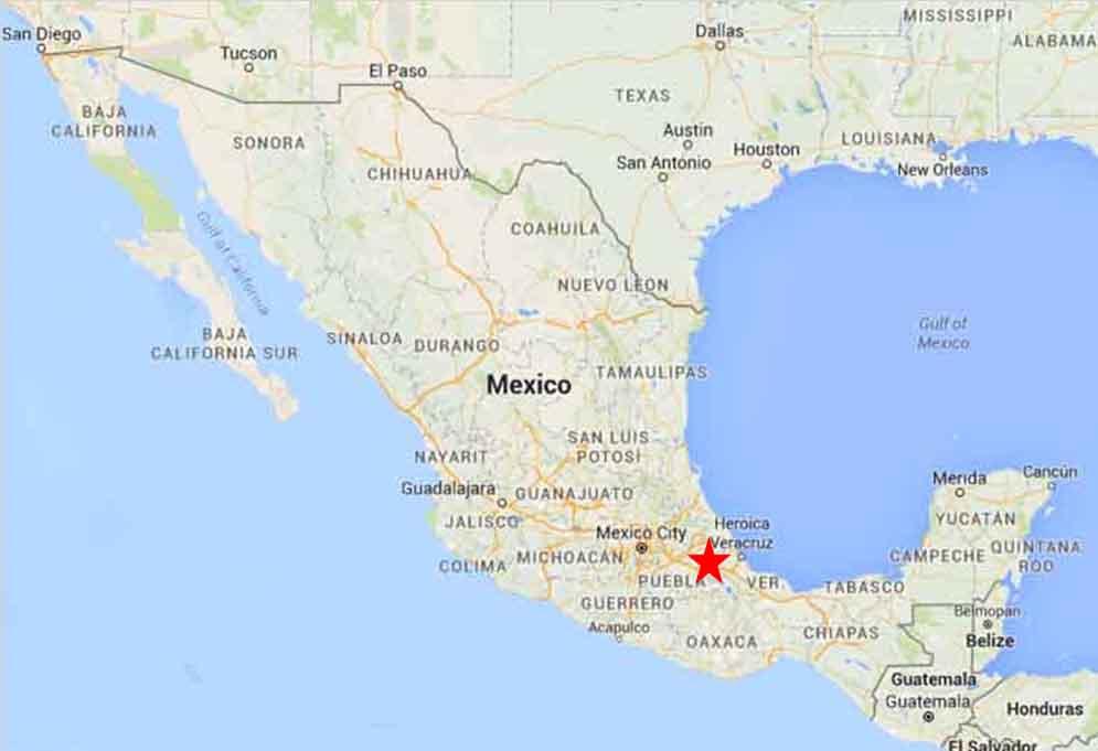 Cordoba mexico