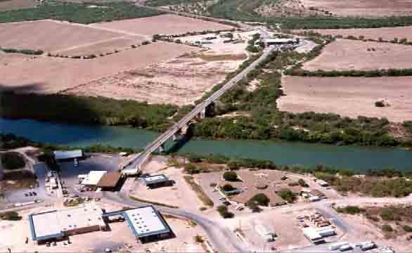 Rio Grande City Texas Ciudad Camargo Tamaulipas Border