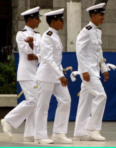 Veracruz navy