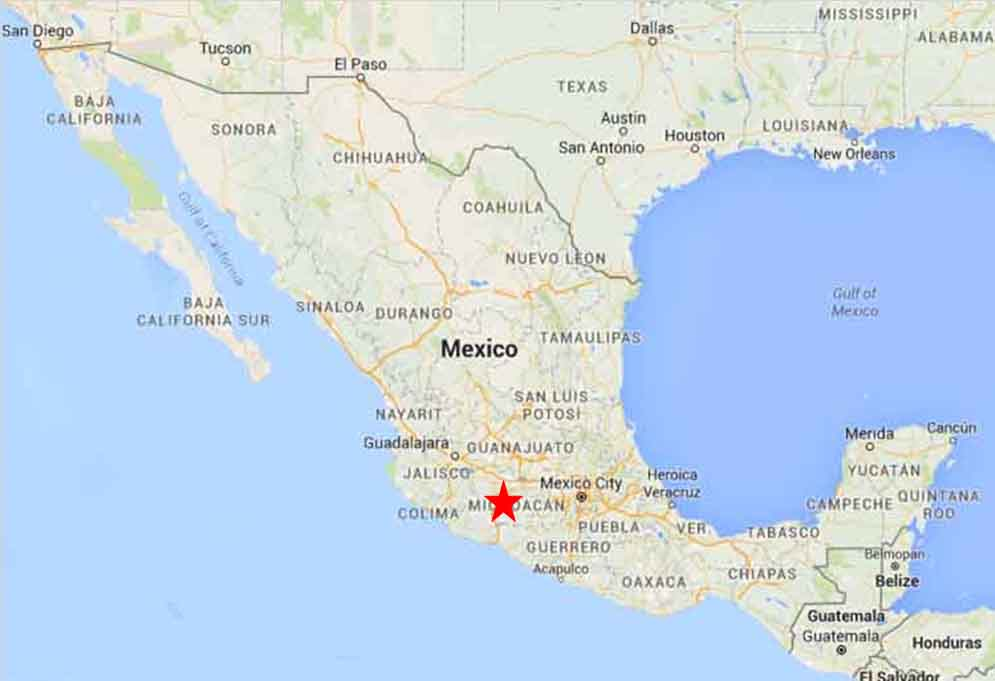 Uruapan Michoacan