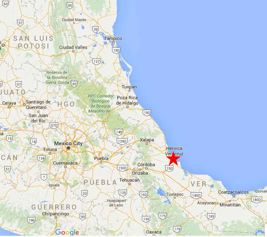 veracruz map 2