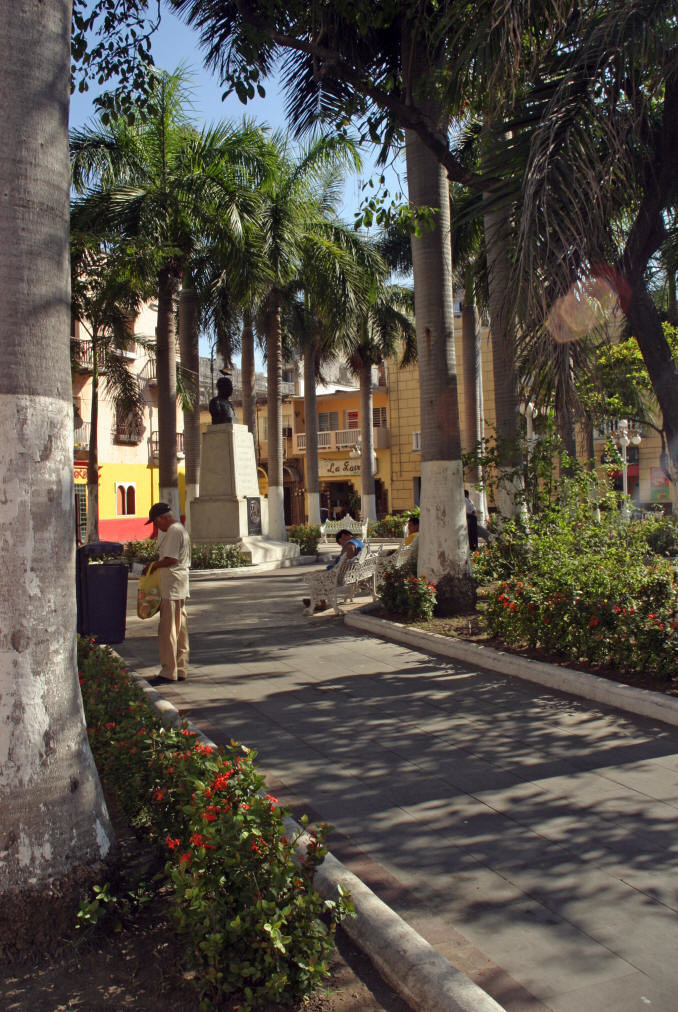 veracruz park centro
