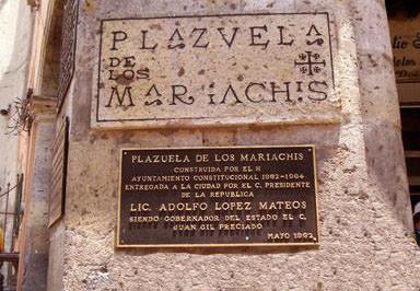 Mariachi Square