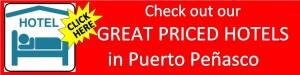 Puerto Panasco Hotels