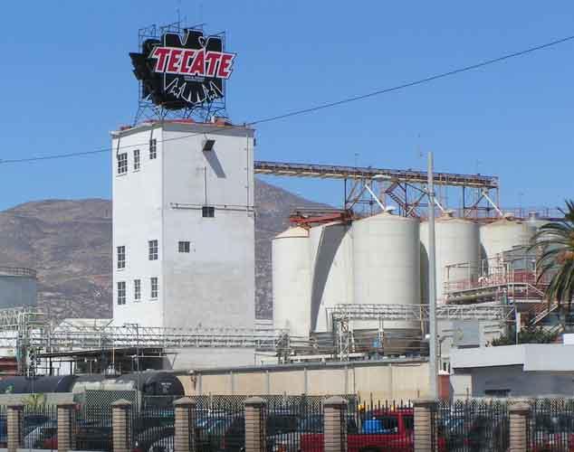Tecate Factory