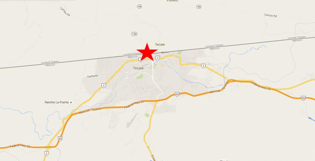 Tecate Map 2