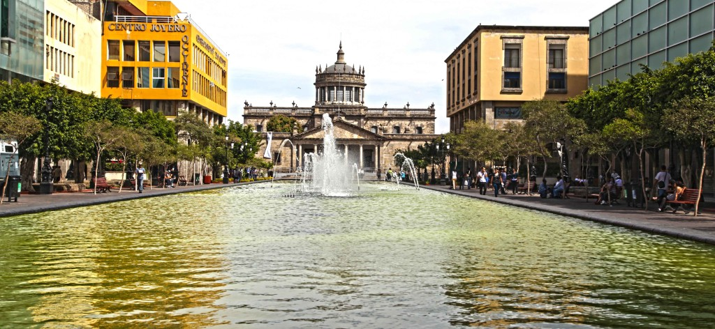 guadalajara fountain